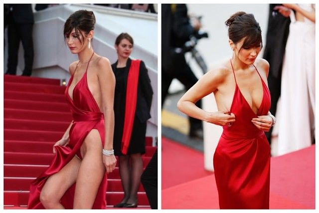 Sexy celebrity oops pics