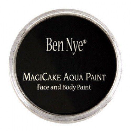 Ben Nye Magicake Aqua Paint Licorice Black La 3 | eBay