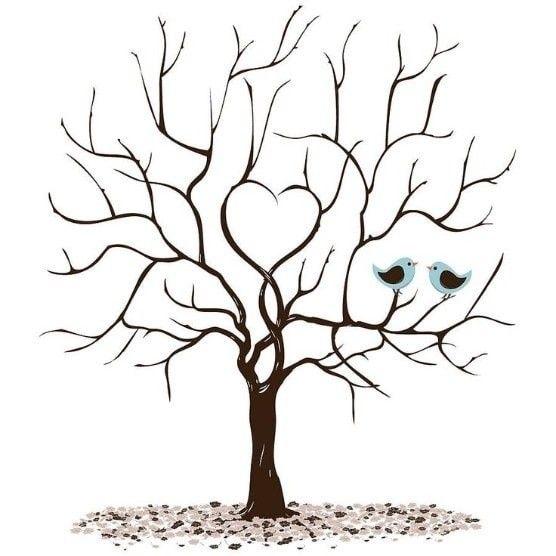 Image result for imagen de arbol sin hojas para poner for Arboles de hoja perenne sin fruto