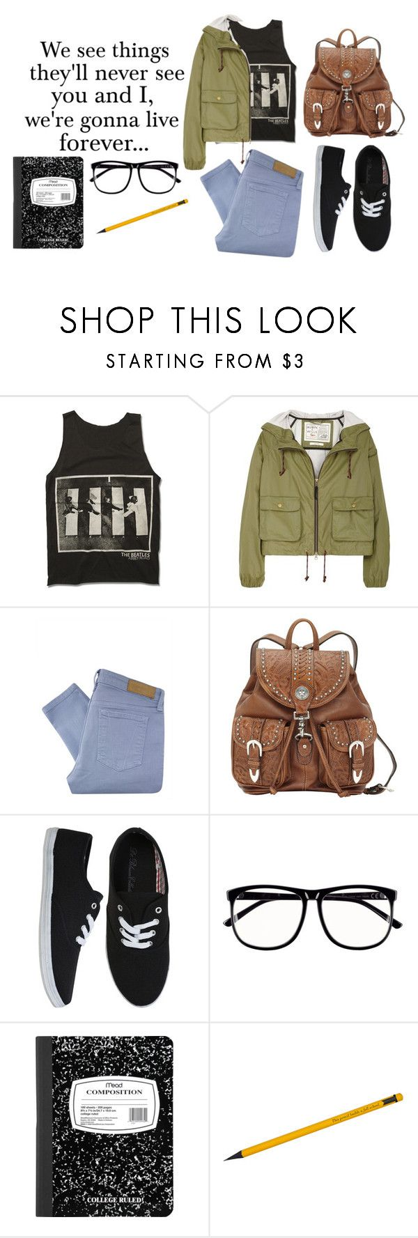 """bts Contest"" by emc1397 ❤ liked on Polyvore featuring Aubin & Wills, Victoria Beckham and H&M"