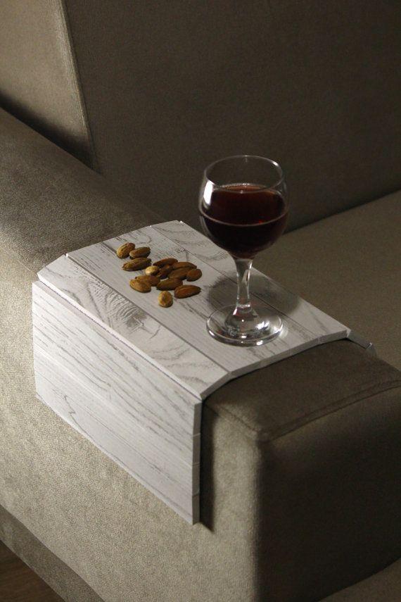 Sofa Tray Table Sofa Arm Tray Armrest Tray Sofa Arm Table Coffee Table Wood Gifts Sofa Table Wood Tray Gift Home Living Sofa Arm Table Wood Tray Wood Gifts