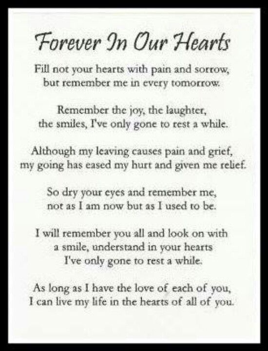 Loving Memories Forever In Our Hearts Grief Quotes Miss You Mum