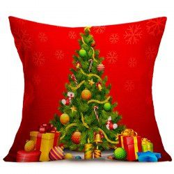 SHARE & Get it FREE   Home Decorative Christmas Tree Pattern Throw Pillow CoverFor Fashion Lovers only:80,000+ Items • FREE SHIPPING Join Twinkledeals: Get YOUR $50 NOW!