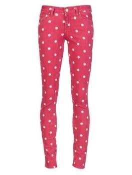 Paige Denim - Polka Dot Verdugo Skinny Jeans (worn by Carrie Bradshaw on The Carrie Diaries)