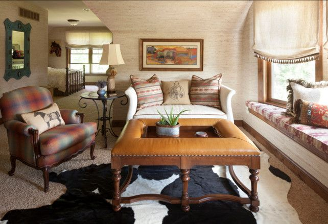 Southwestern Interior Design, The Contemporary and Traditional Style ...