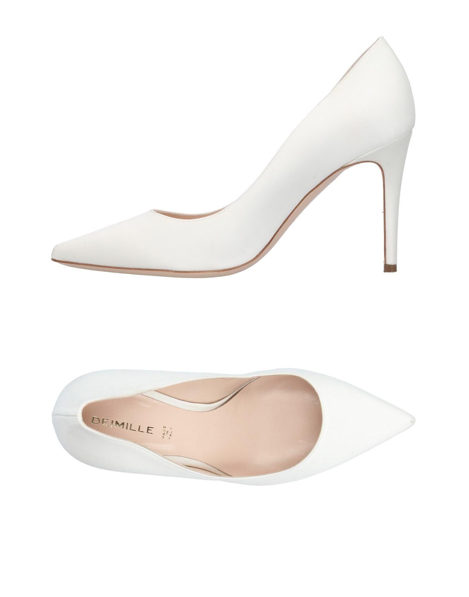 official photos 7047b 7c31f DEIMILLE . #deimille #shoes # | Deimille | Pumps, White ...
