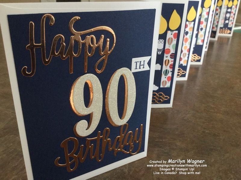 90 Candles for my Uncle's Birthday! 90th birthday cards