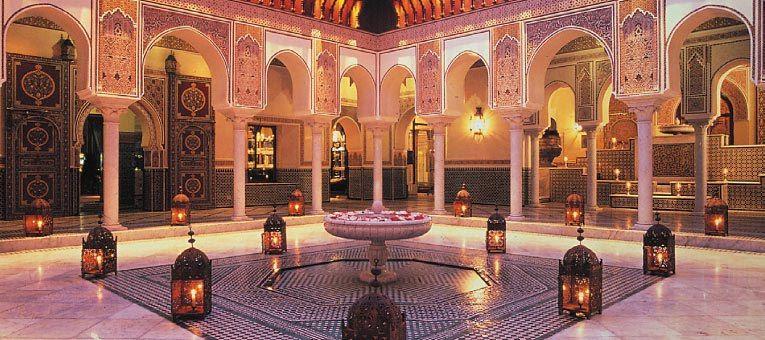 La Mamounia [Marrakech, Morocco]