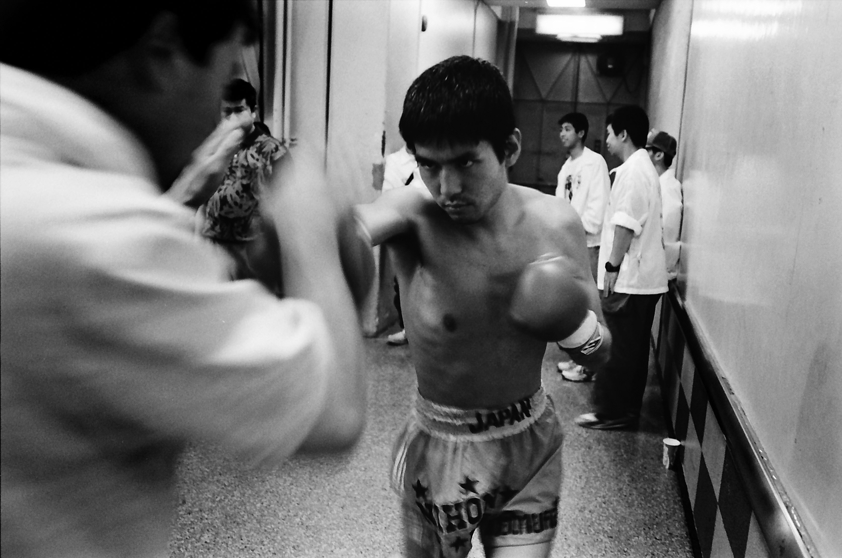 1996-05 Kickboxing