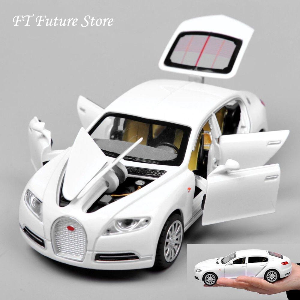Cheap 1 32 Bugatti Galibier Veyron Car Modles Alloy Diecast Models Brinquedos Collection Pull Back Children Toys Gifts Displays In 2021 Veyron Bugatti Car Model