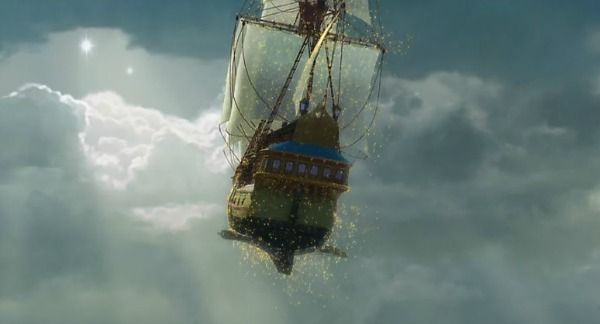 Pirate fairy ship fairy photography ideas pinterest - Bateau pirate peter pan ...
