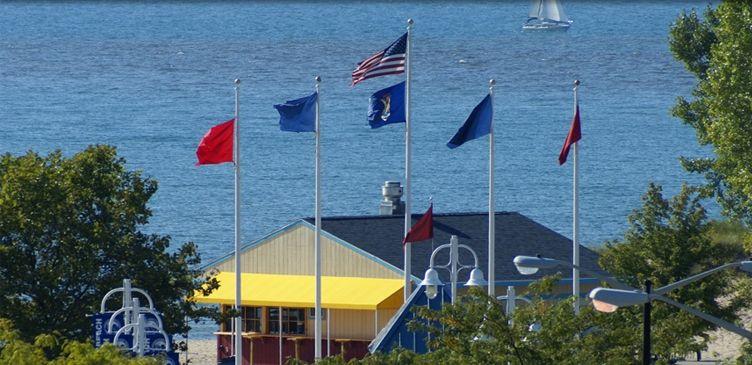 Ironman 70.3 Steelhead. Benton Harbor, MI.