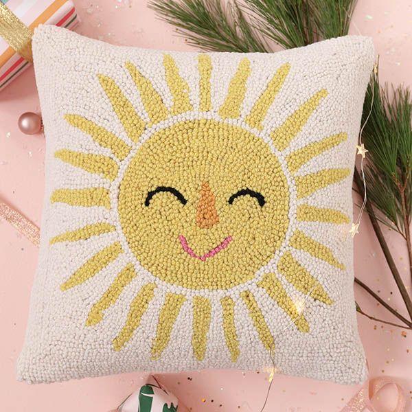 Moroccan Kilim Pillows | Cactus Silk Kilim Pillows | Boucherouite Pillows