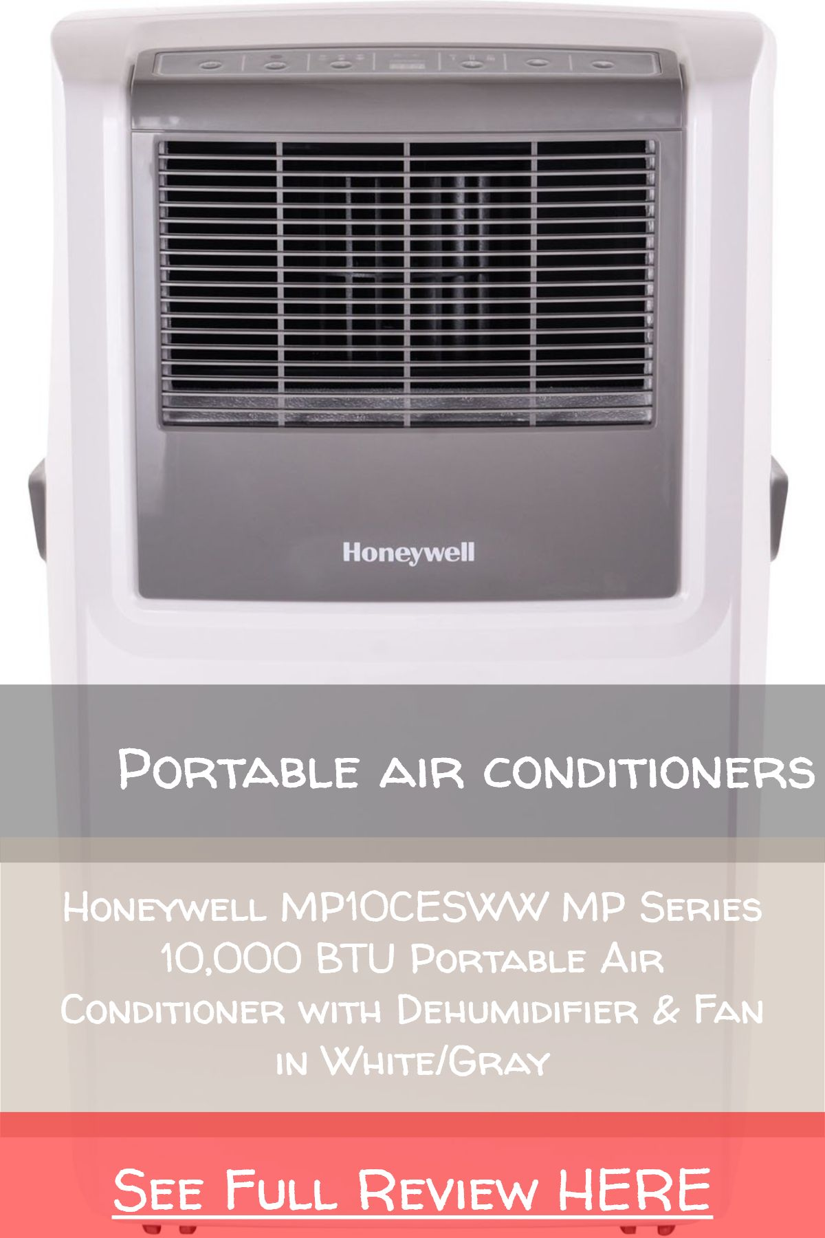 Portable air conditioners / Honeywell MP10CESWW MP Series