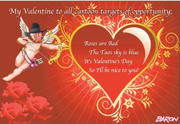 Politicos catch a Valentines a break
