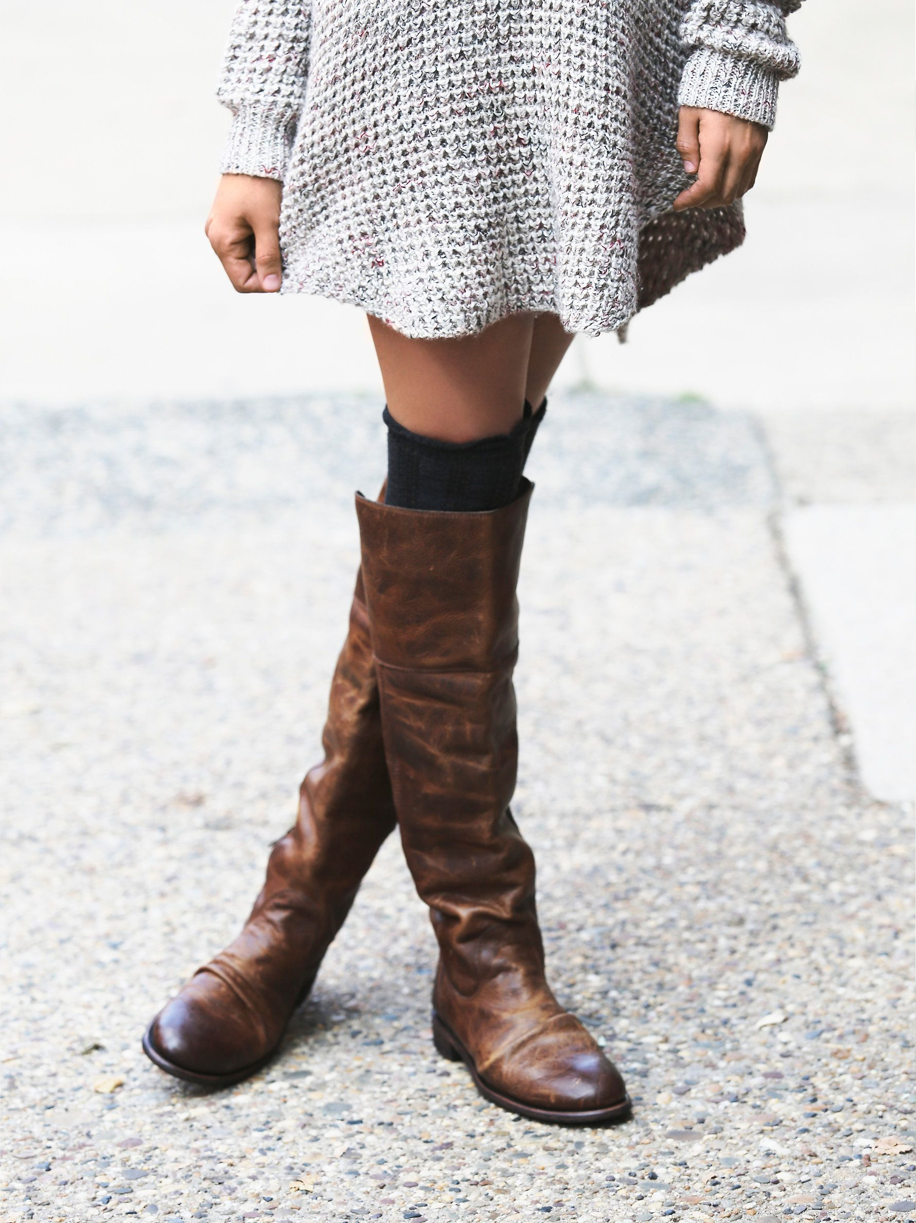 Free people darwyn tall boot shoes pinterest free people