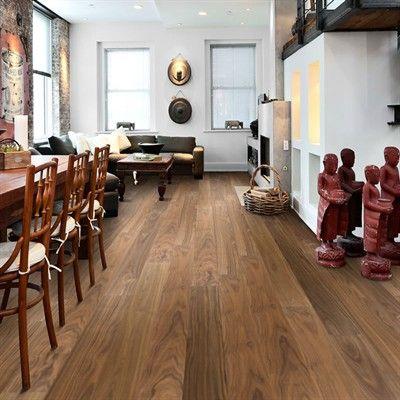 Kahrs Linnea Walnut Statue Engineered Wood Flooring 25 Pm