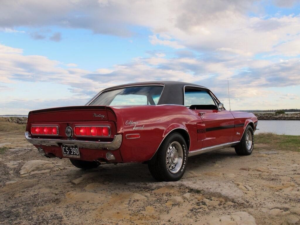 1968 Mustang Gt Cs California Special 1968 Mustang Gt Vintage Mustang 65 Mustang Fastback