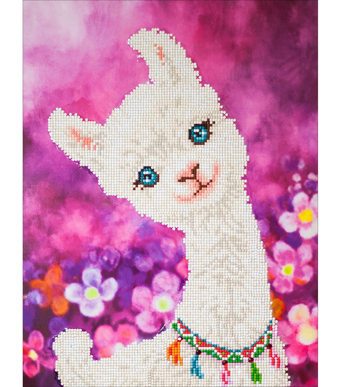 Diamond Dotz Diamond Facet Art Kit - Lulu Llama | Products