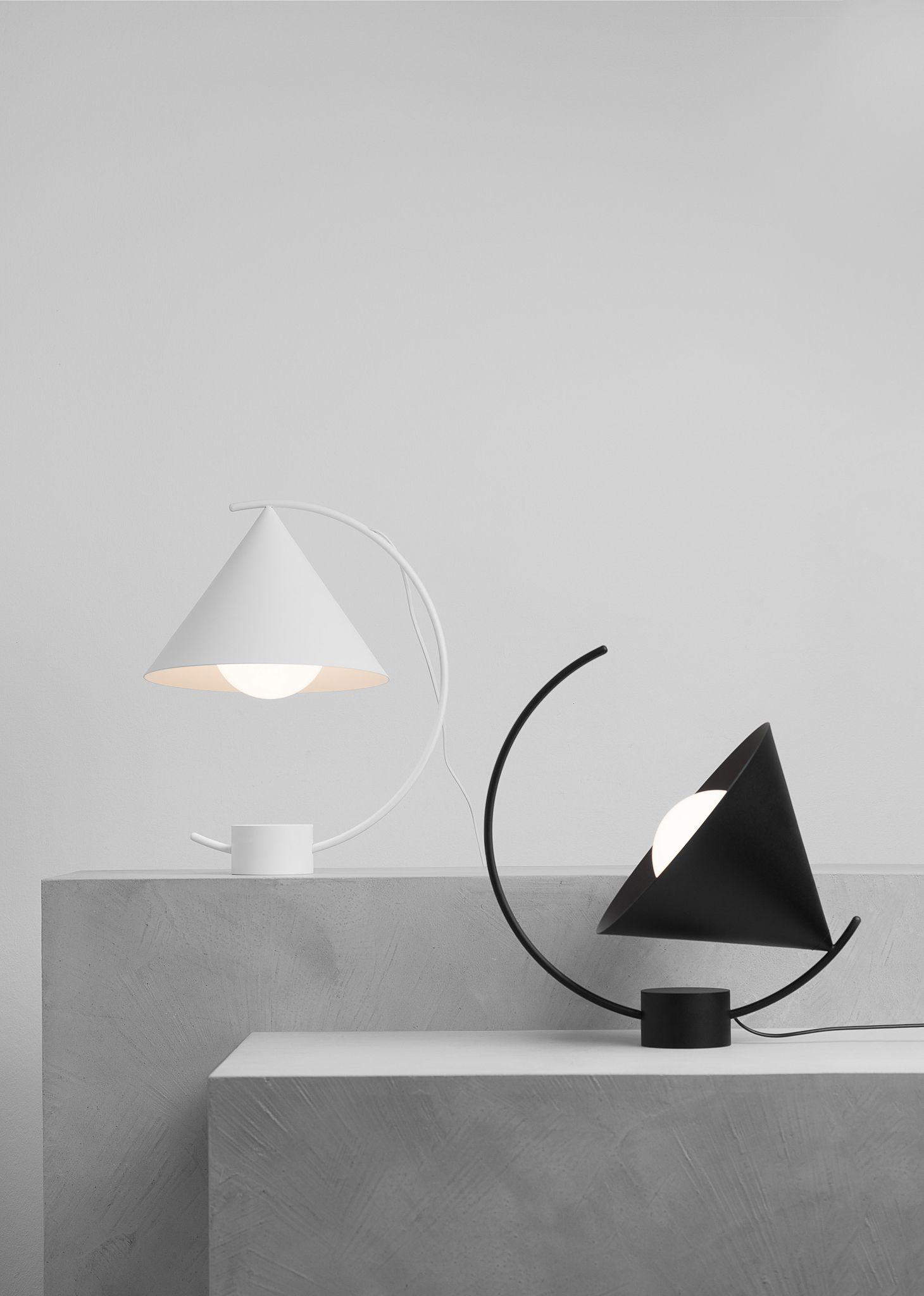 Meridian Lamp Table Lamp Design Lamps Living Room Minimalist Lighting