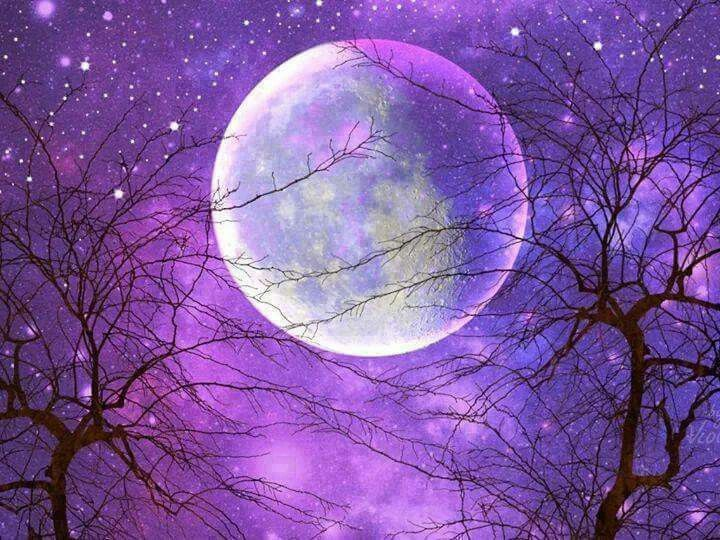 Full moon shared from fb