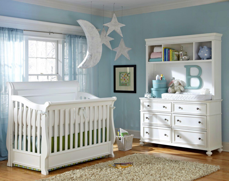 Baby Cribs White Convertible