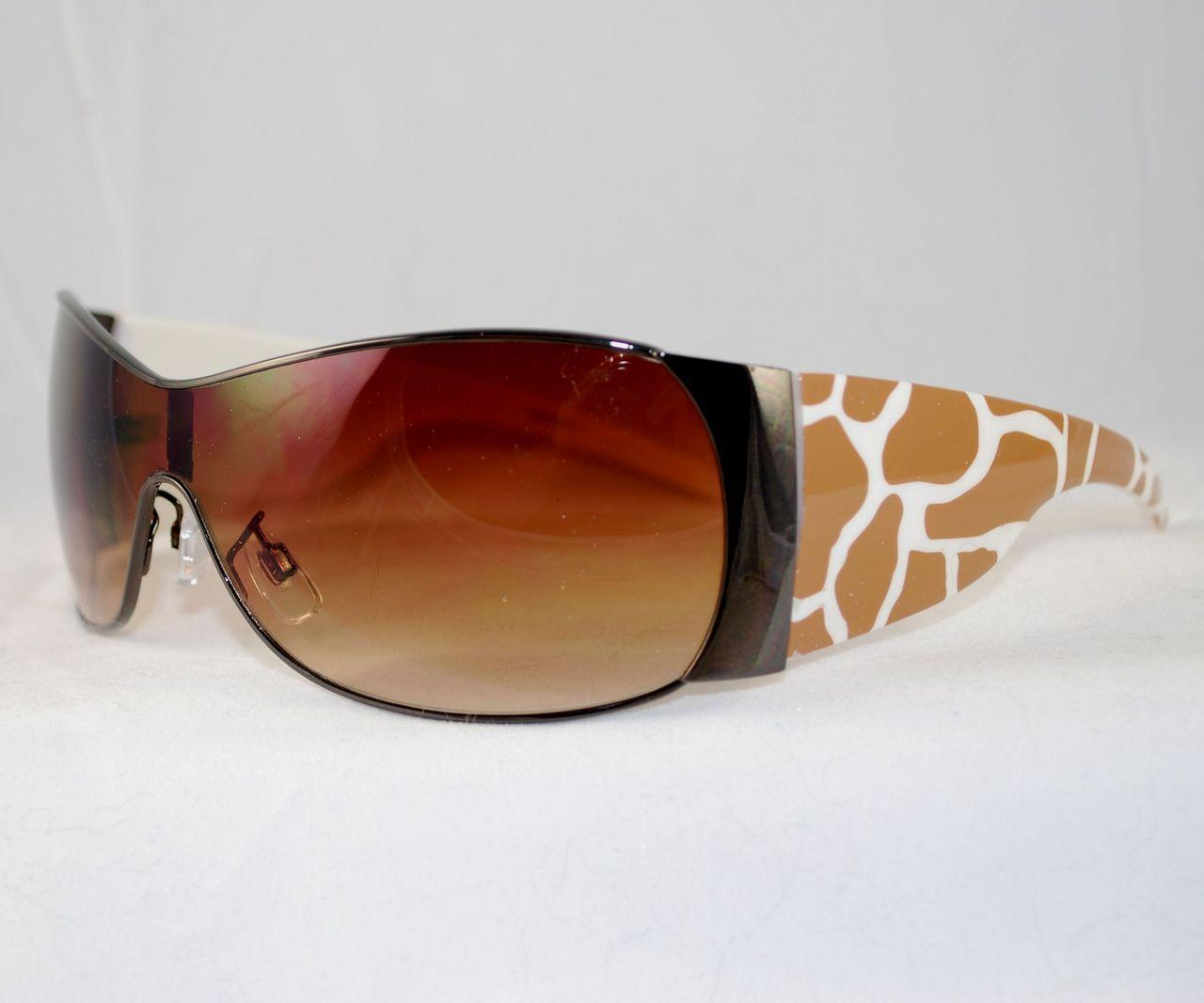 "Enchanting Jewelry Creations - ""Uni-Lens Giraffe Print Sunglasses"". ($18.00) (http://stores.enchantingjewelrycreations.com/uni-lens-giraffe-print-sunglasses/)"