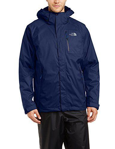 North face men's zenith jacket