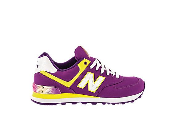 37e4943de6813 NEEED!!!! Alpine 574, Purple with Neon Yellow | ◢ Personal Style ...