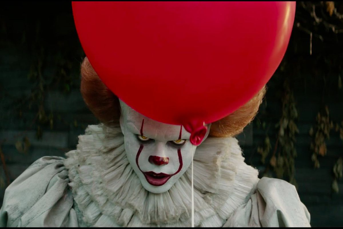 Pennywise the Dancing Clown - IT (2017)