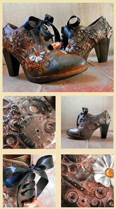 HazloTu_Manualidades_Barcelona_Zapatos_Customizados_4