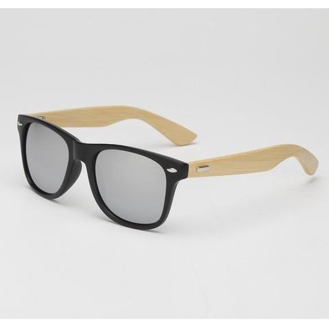 Fashion Men Bamboo Sunglasses Wooden Glasses Leg Spectacles Goggle Eyeglasses 13 Colors