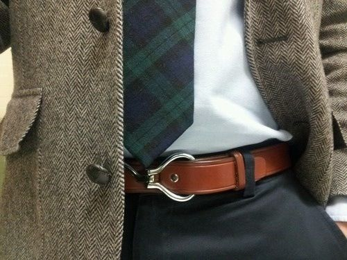 Great combination ....love the belt