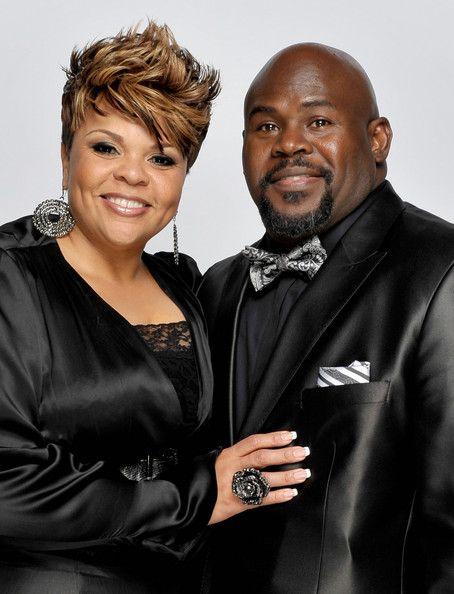 Tamela Mann and her Husband David