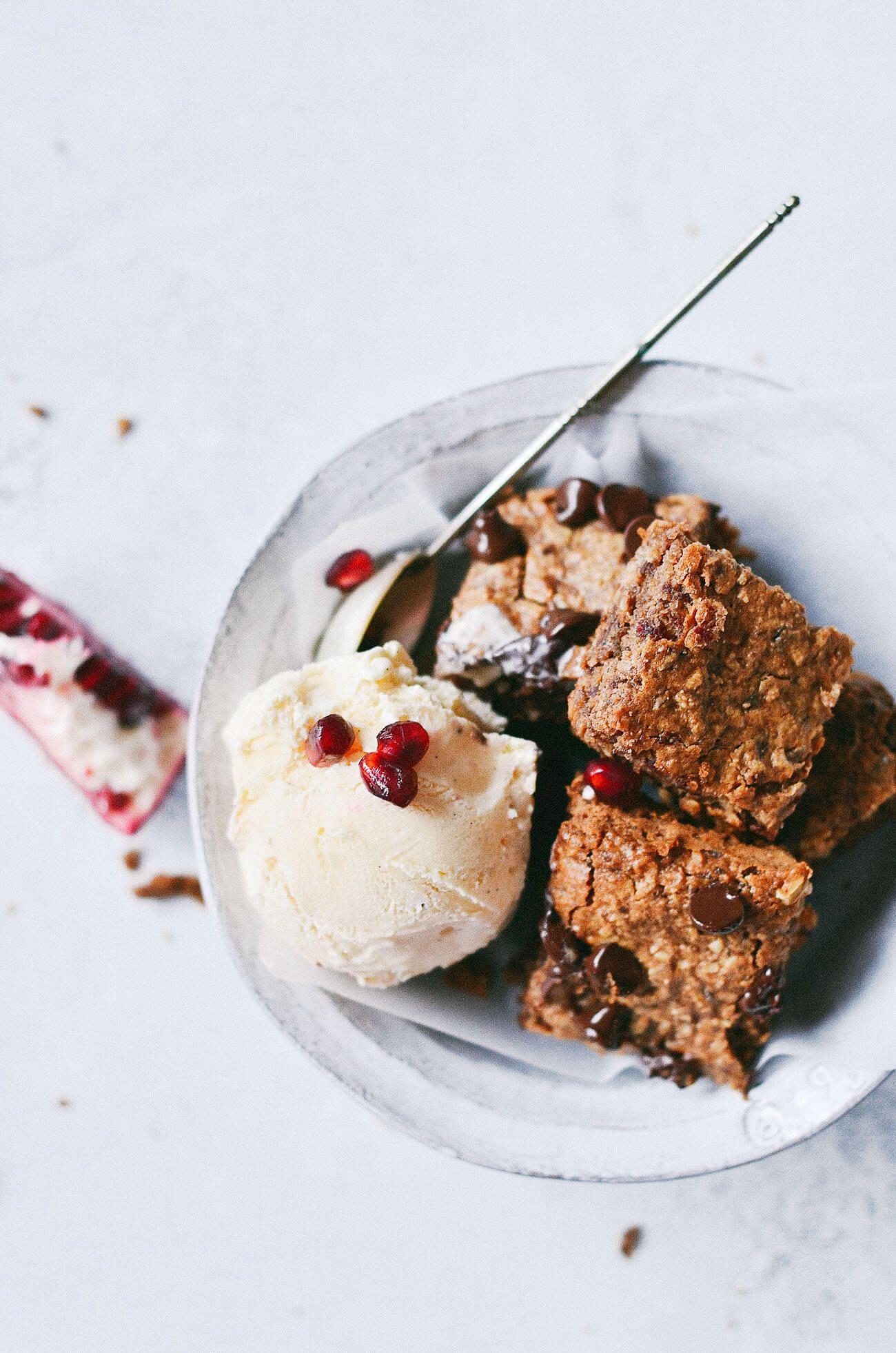Gluten Free Oatmeal Breakfast Cookies Recette Petit