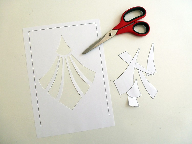 Cool T-Shirt Cut Ideas | How to cut-up a top. Easy Cut Up T Shirt Free Template Included - Step ...