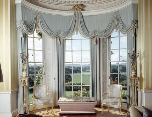 17 Best images about Bay and Window Treatments on Pinterest | Bay ...