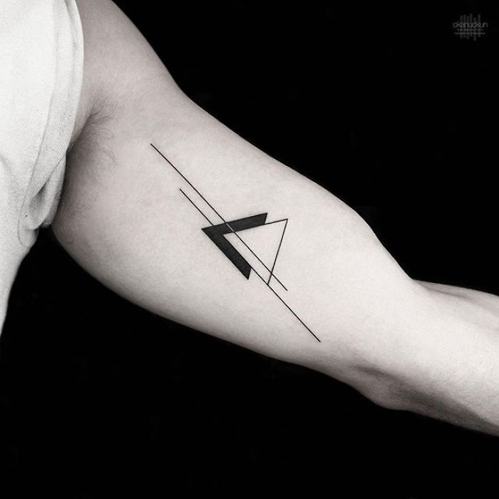 49 Amazing Geometric Tattoos By Turkish Artist Okan Uçkun