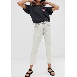 Slim Fit Jeans für Damen #sweatpantsoutfit