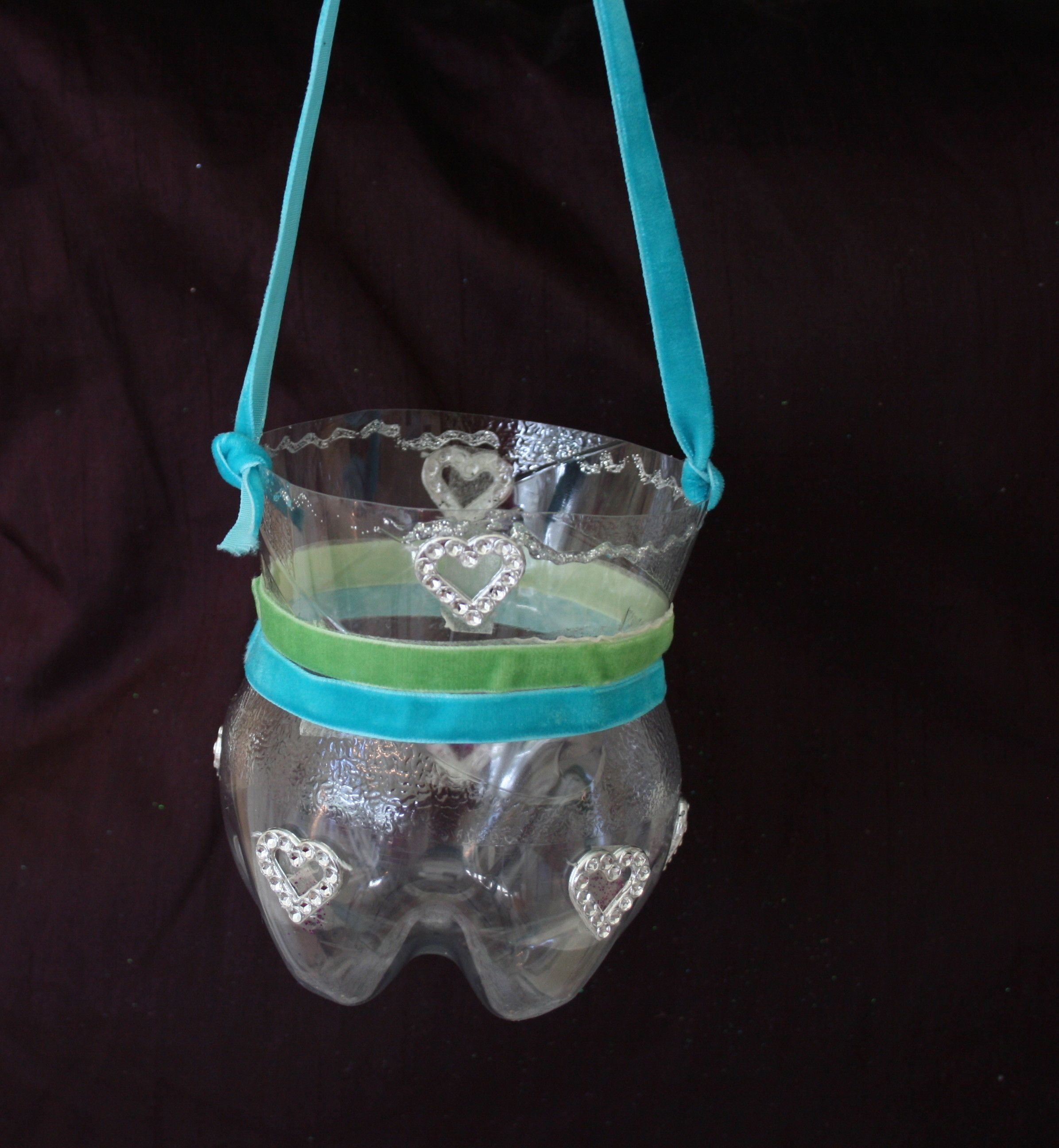 Vase av tomflaske IMG_1111