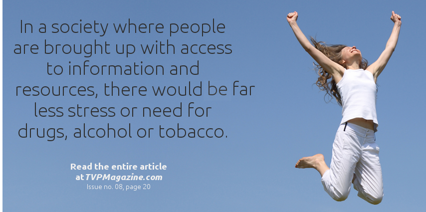 What about drug addicts and alcoholics? Read The Venus Project's full answer to the FAQ in issue number 8.