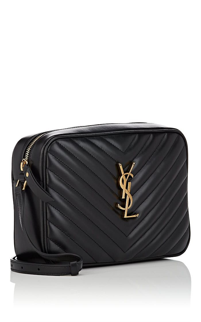 Saint Laurent Monogram Lou Leather Camera Bag Barneys