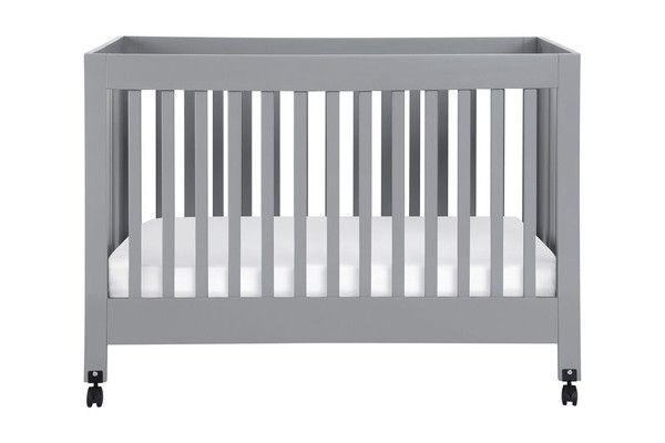 Babyletto Maki Full Size Folding Portable Crib