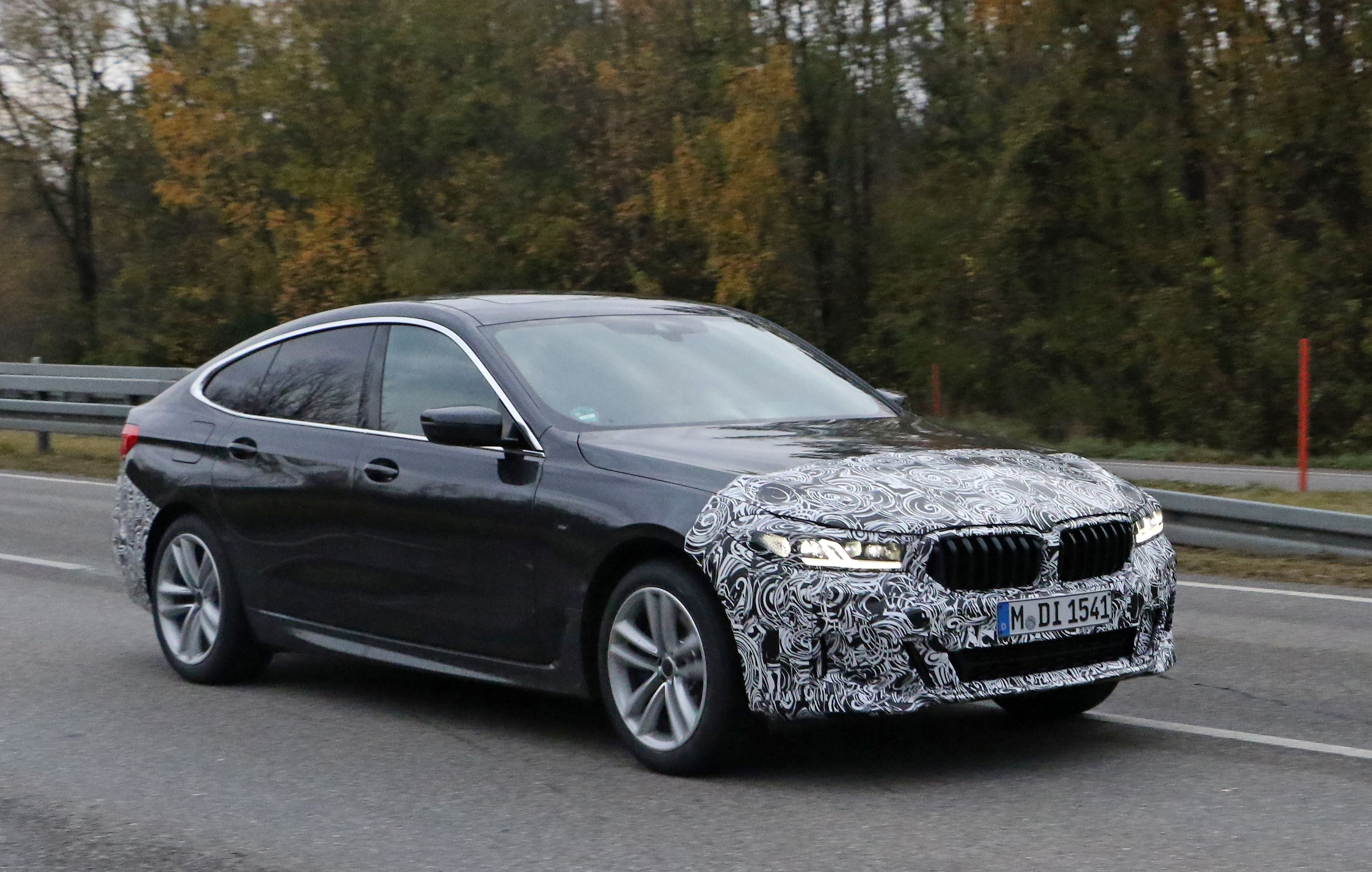 2021 Bmw 6 Series Gt Speculative Review And Spy Shots In 2020
