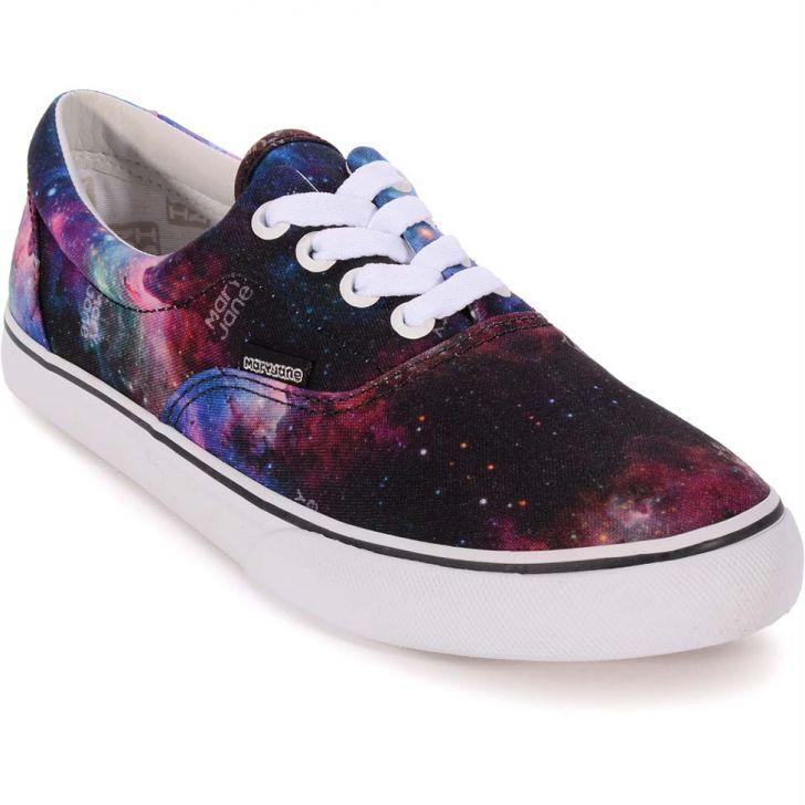 Tênis Mary Jane California Galaxy - Preto   Kanui O estilo street wear  invadiu o mundo 909c4b97d8