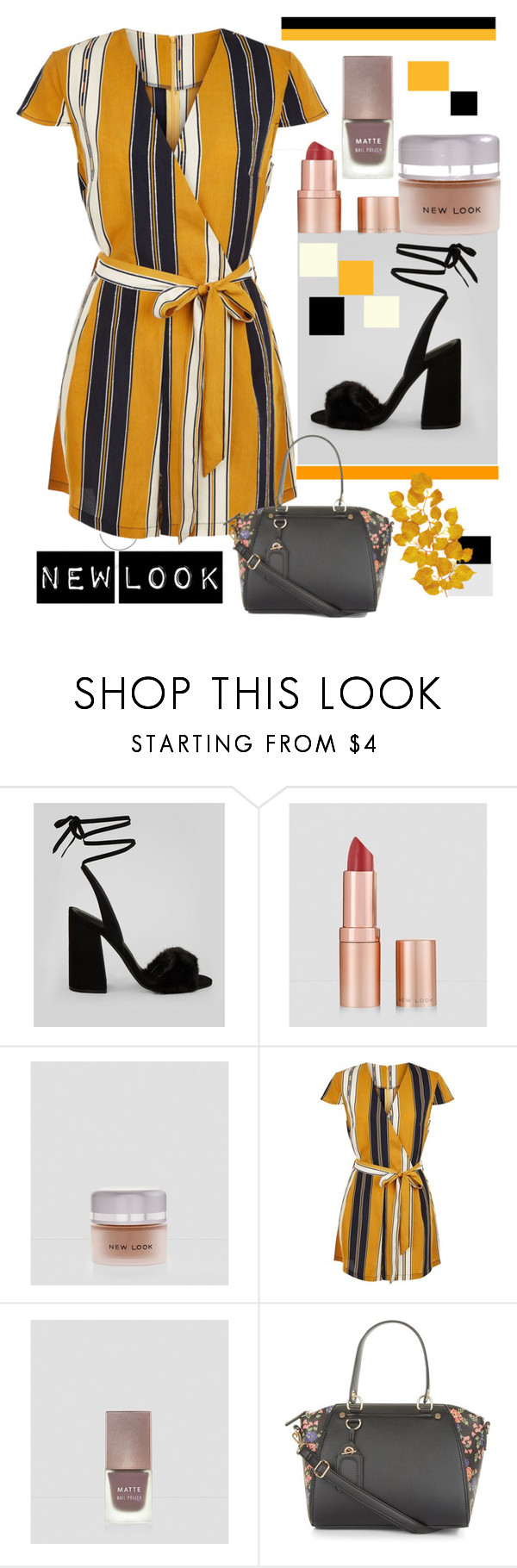 """""""NEW LOOK SUMMER ELEGANT LOOK"""" by rousou ❤ liked on Polyvore featuring New Look"""