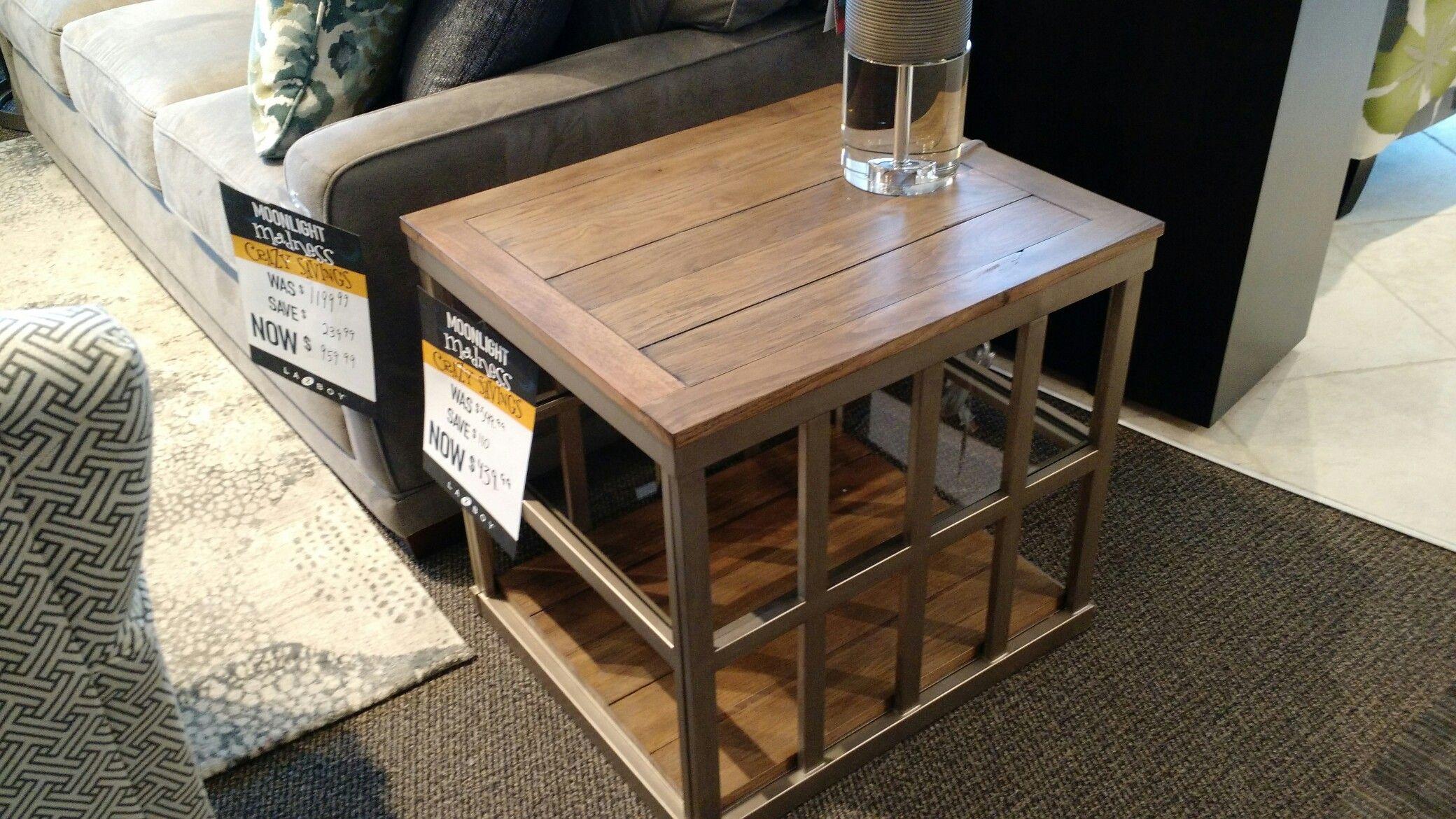 Lazy Boy End Table Home Decor Coffee Table Decor [ 1170 x 2080 Pixel ]
