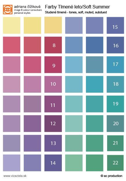 soft summer lightly greyed tonal palette to face tones could be less or more grey soft autumn color palette soft summer palette soft summer color palette pinterest