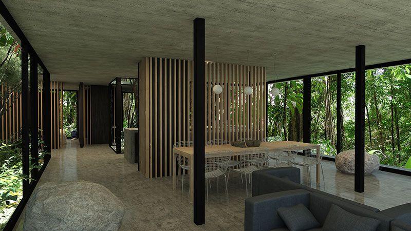Casa Gres / Luciano Kruk