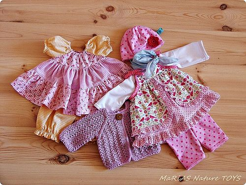 wardrobe for little Cateline | Flickr - Photo Sharing!